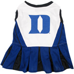 Doggie Nation Collegiate Duke Blue Devils Cheerleader - Medium