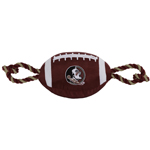 Doggie Nation Collegiate Florida State Seminoles Nylon Football
