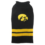 Doggie Nation Collegiate University of Iowa Hawkeyes Sweater - Extra Small