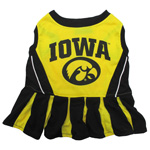 Doggie Nation Collegiate Iowa Hawkeyes Cheerleader - Medium