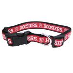 Doggie Nation Collegiate Indiana Hoosiers Collar - Large