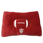 Doggie Nation Collegiate Indiana Hoosiers Pillow Bed