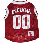 Doggie Nation Collegiate Indiana Hoosiers Basketball Jersey - Large