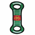 Doggie Nation Collegiate Iowa State Cyclones Field Toy