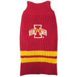 Doggie Nation Collegiate Iowa State Cyclones Sweater - Extra Small
