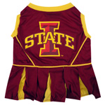 Doggie Nation Collegiate Iowa State Cyclones Cheerleader - Extra Small