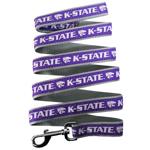 Doggie Nation Collegiate Kansas State Wildcats Leash - Large