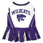 Doggie Nation Collegiate Kansas State Wildcats Cheerleader - Extra Small