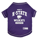 Doggie Nation Collegiate Kansas State Wildcats Tee Shirt - Large