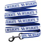 Doggie Nation Collegiate University of Kentucky Wildcats Leash - Large