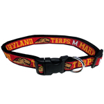 Doggie Nation Collegiate Maryland Terrapins Collar - Large