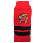 Doggie Nation Collegiate Maryland Terrapins Sweater - Extra Small
