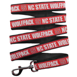 Doggie Nation Collegiate NC State Wolfpack Leash - Large