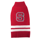 Doggie Nation Collegiate NC State Wolfpack Sweater - Extra Small