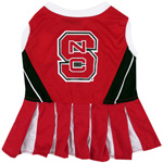 Doggie Nation Collegiate NC State Wolfpack Cheerleader - Extra Small