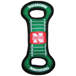 Doggie Nation Collegiate Nebraska Huskers Field Toy