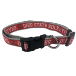 Doggie Nation Collegiate Ohio State Collar - Large
