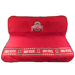 Doggie Nation Collegiate  Ohio State Buckeyes Car Seat Cover