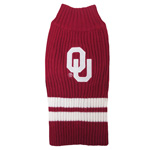 Doggie Nation Collegiate Oklahoma Sooners Sweater - Extra Small