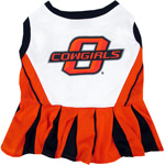 Doggie Nation Collegiate Oklahoma State Cowboys Cheerleader - Extra Small