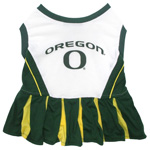 Doggie Nation Collegiate Oregon Ducks Cheerleader - Medium