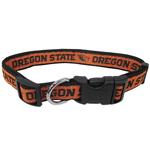 Doggie Nation Collegiate Oregon State Beavers Collar - Large