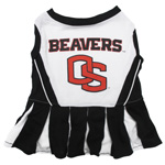 Doggie Nation Collegiate Oregon State Beavers Cheerleader - Medium