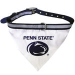 Doggie Nation Collegiate Penn State Nittany Lions Collar Bandana - Large