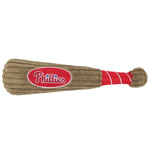 Doggie Nation MLB Philadelphia Phillies Bat Toy