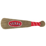 Doggie Nation MLB Texas Rangers Bat Toy