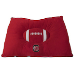 Doggie Nation Collegiate South Carolina Gamecoks Pillow Bed