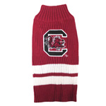 Doggie Nation Collegiate South Carolina Gamecocks Sweater - Extra Small