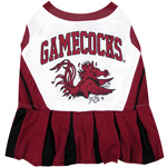 Doggie Nation Collegiate South Carolina Gamecocks Cheerleader - Extra Small