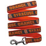 Doggie Nation Collegiate Syracuse Orange Leash - Large