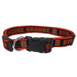 Doggie Nation Collegiate Syracuse Orange Collar - Large