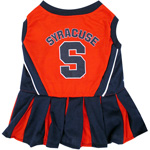 Doggie Nation Collegiate Syracuse Orange Cheerleader - Medium