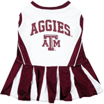 Doggie Nation Collegiate Texas A & M Aggies Cheerleader - Medium