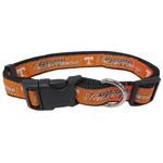 Doggie Nation Collegiate Tennessee Volunteers Collar - Large