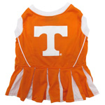 Doggie Nation Collegiate Tennessee Volunteers Cheerleader - Small