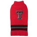 Doggie Nation Collegiate Texas Tech Red Raiders Sweater - Extra Small