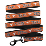 Doggie Nation Collegiate Texas Longhorns  Leash - Large