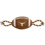 Doggie Nation Collegiate Texas Longhorns Nylon Football