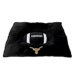 Doggie Nation Collegiate Texas Longhorns Pillow Bed