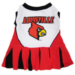 Doggie Nation Collegiate Louisville Cheerleader - Medium