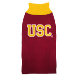 Doggie Nation Collegiate USC Trojans Sweater - Large