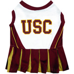 Doggie Nation Collegiate USC Trojans Cheerleader - Extra Small