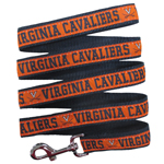 Doggie Nation Collegiate University of Virginia Leash - Large