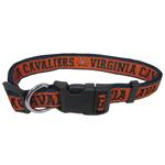 Doggie Nation Collegiate University of Virginia Collar - Large