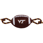Doggie Nation Collegiate Virginia Tech Nylon Football