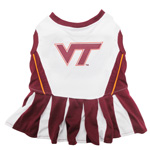 Doggie Nation Collegiate Virginia Tech Cheerleader - Medium